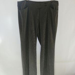 Whbm Legacy Bootleg trousers 14r